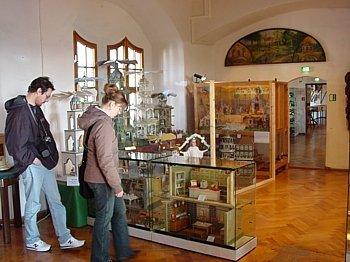 Ausstellung auf Schloss Wolkenstein