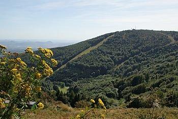 Berg St�rmer im B�hmischen Erzgebirge
