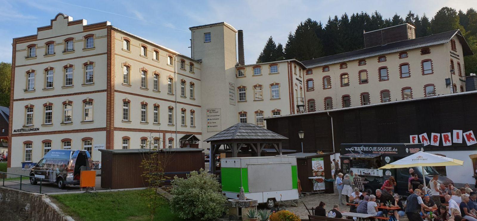 Böttcherfabrik Pobershau
