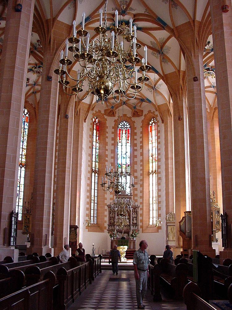 St Annen Kirche
