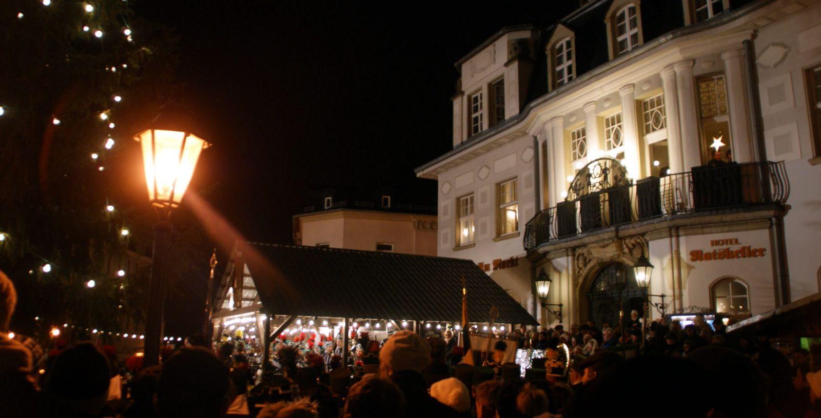 Weihnachtsmarkt Schwarzenberg.Weihnachtsmarkt In Schwarzenberg 2019