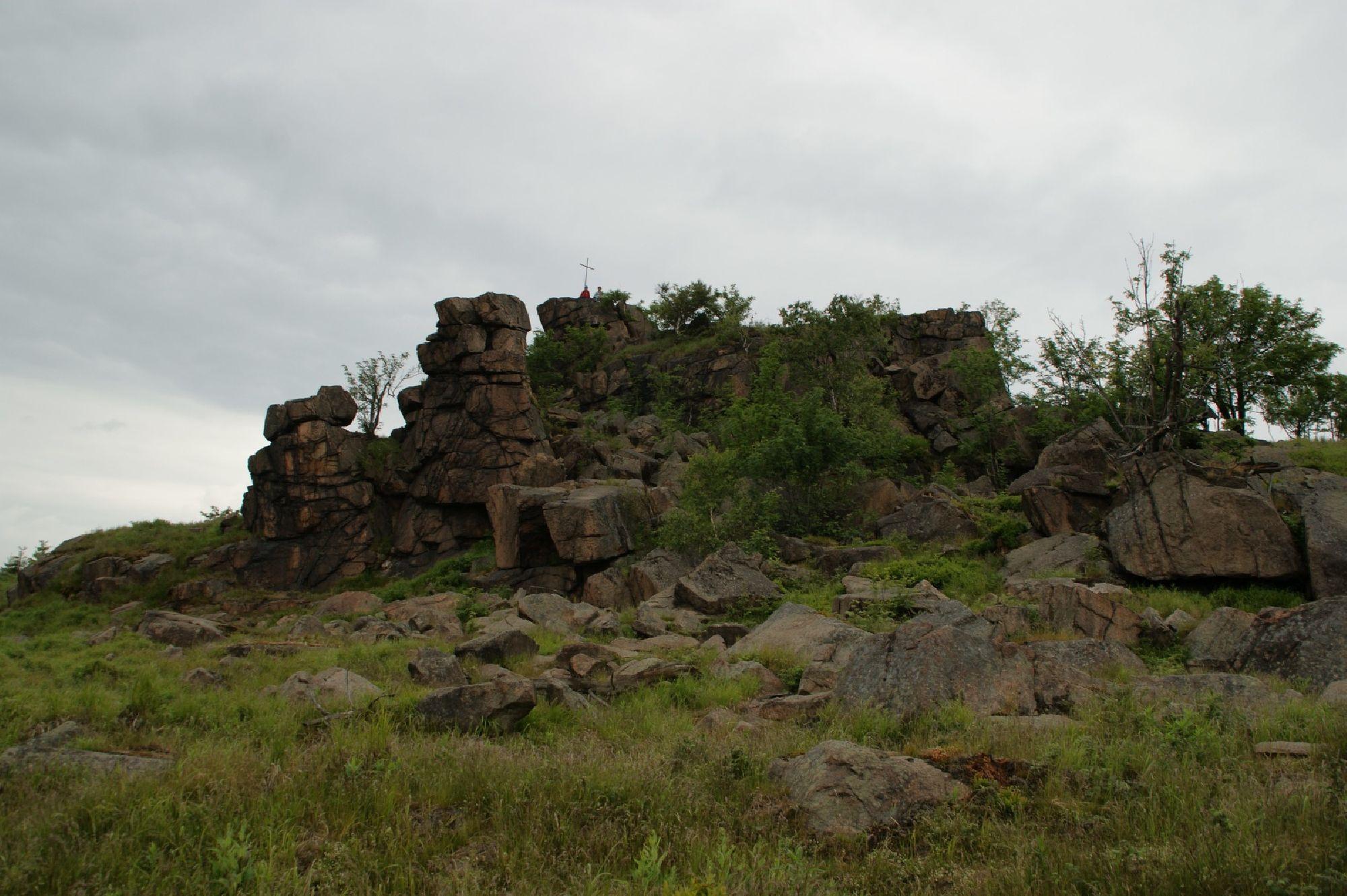 Felsen vom Wieselstein