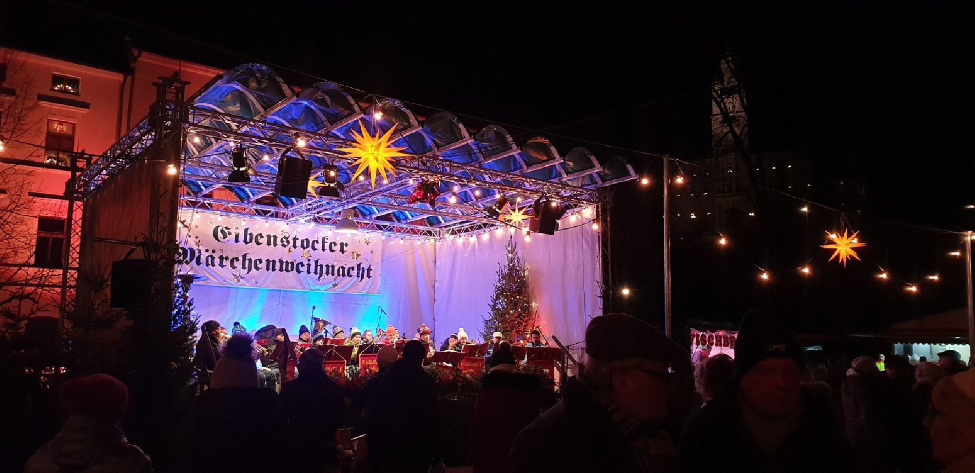Eibenstocker Märchenweihnacht