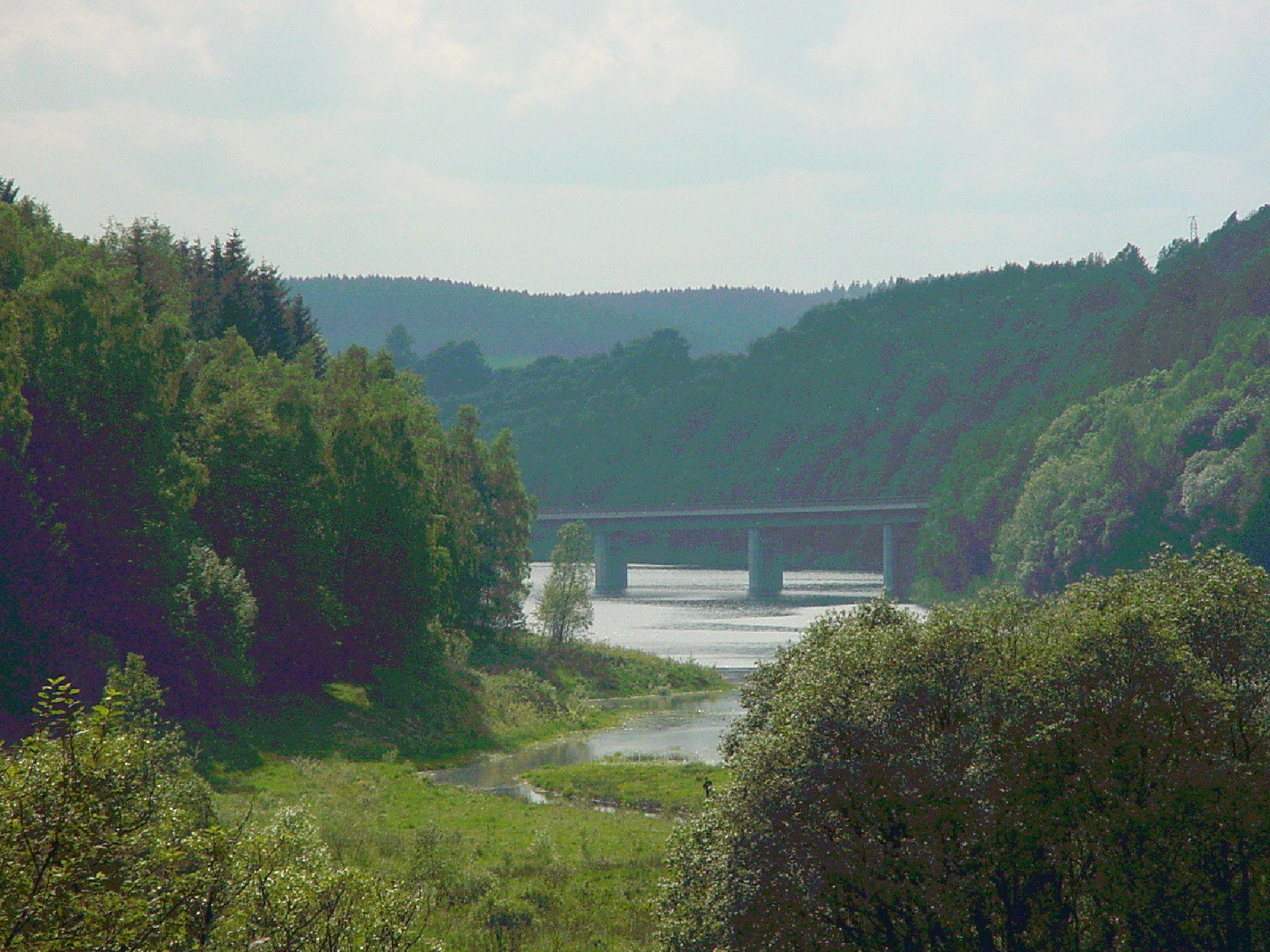 Männertag - Talsperre Rauschenbach