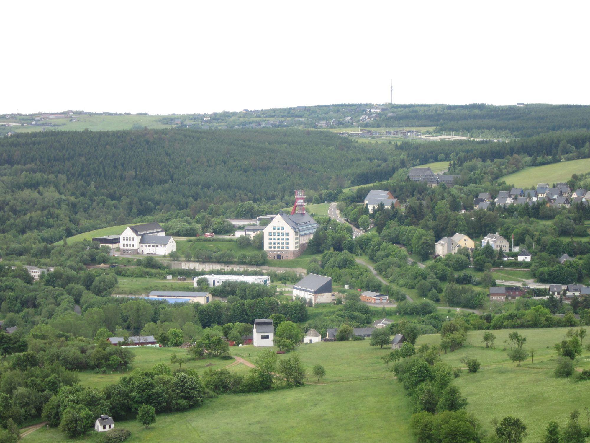 Wanderung rund um Altenberg