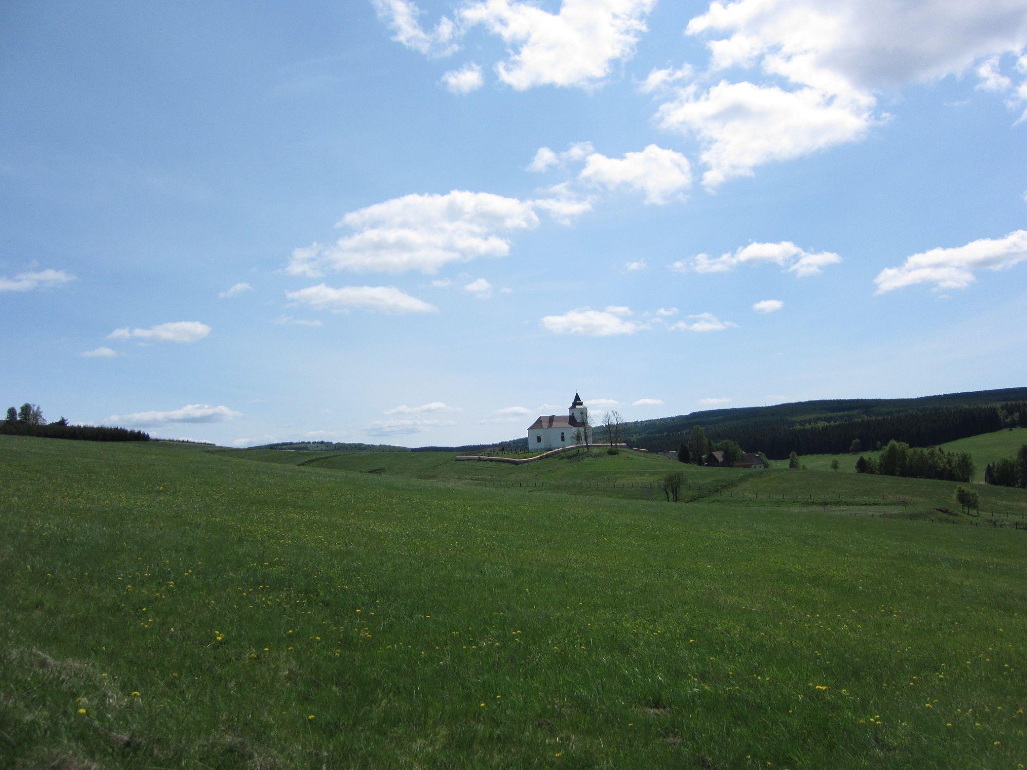 Kirche in Kallich