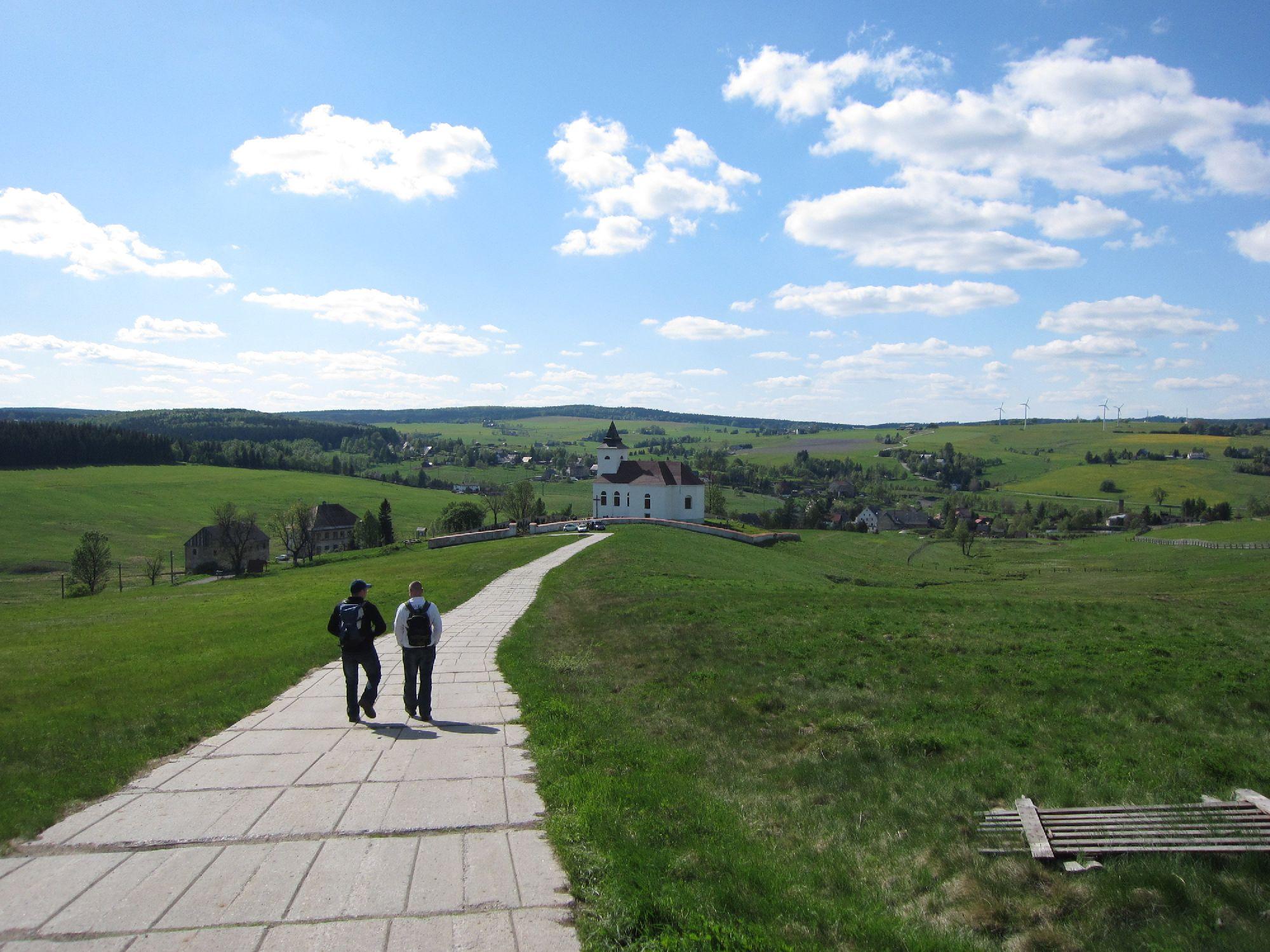 Wanderung Richtung Rübenau